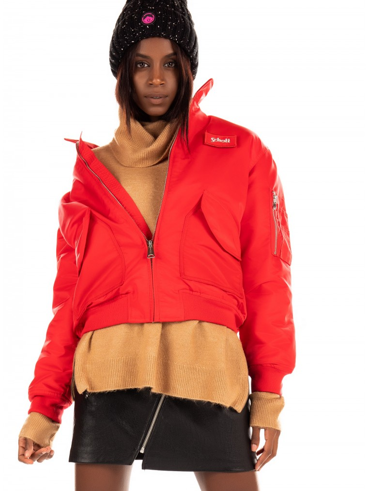 Schott Jacket JKTDANW-Red