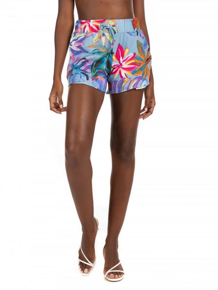 Kendall + Kylie Shorts-Multi Colors