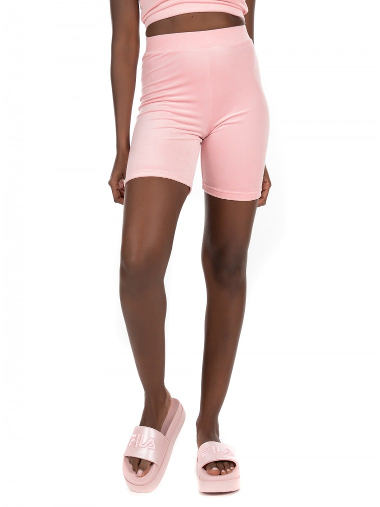 Fila Iris Bike Shorts-Pink