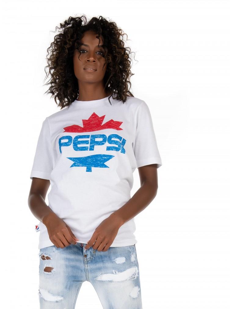Dsquared Pepsi T-Shirt-White