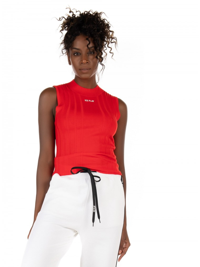 Ice Play Top-Red