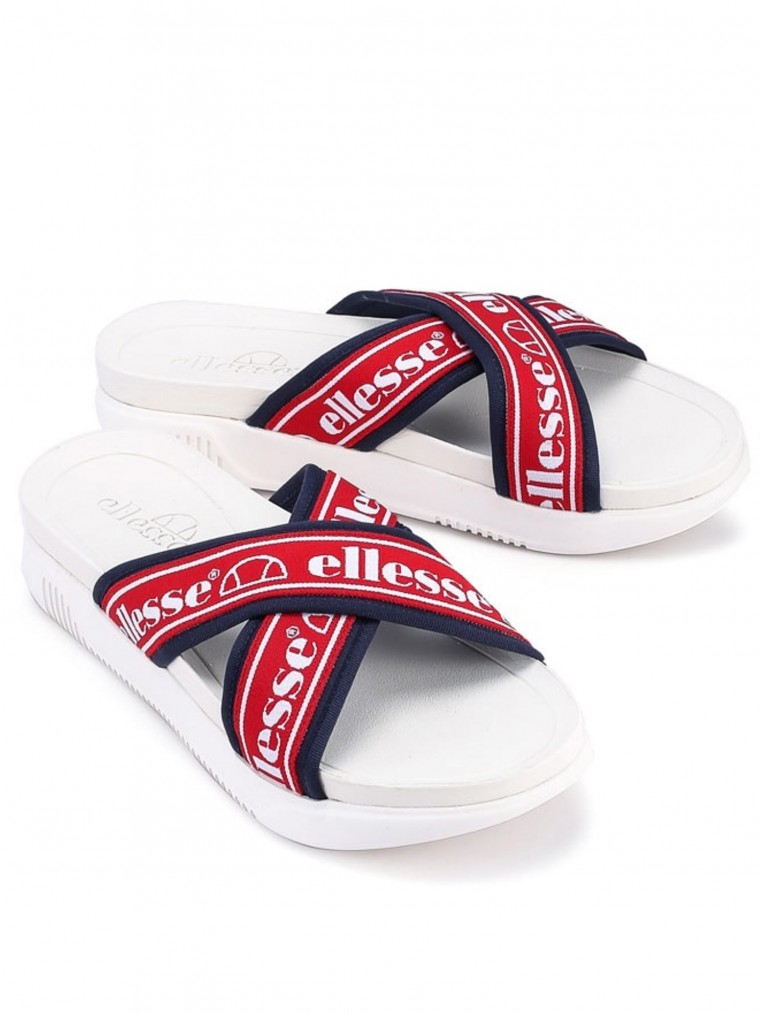 Ellesse Slides Denso-Red
