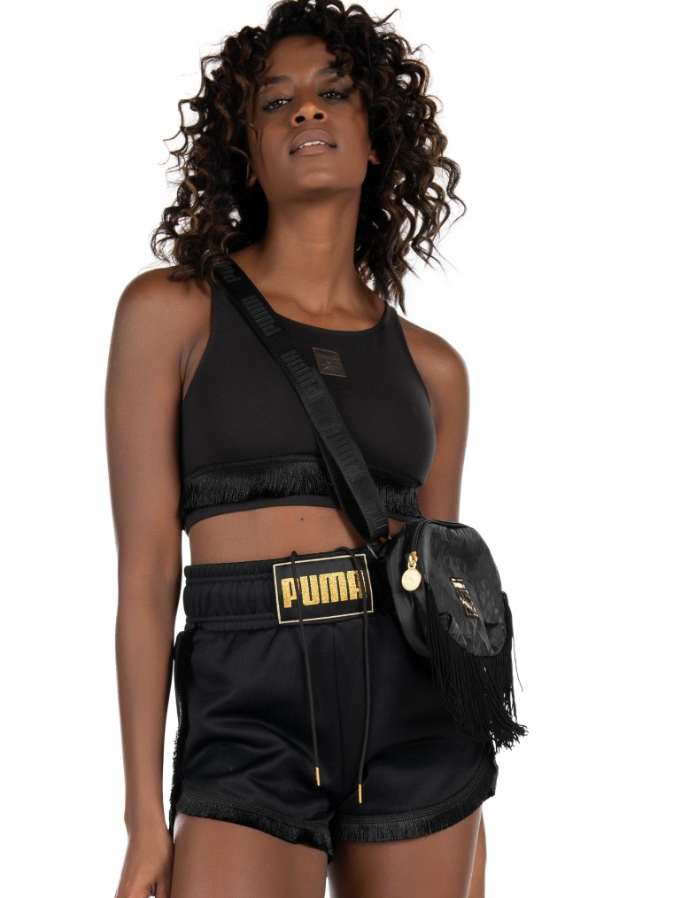 Puma x Charlotte Olympia Crop Top-Black
