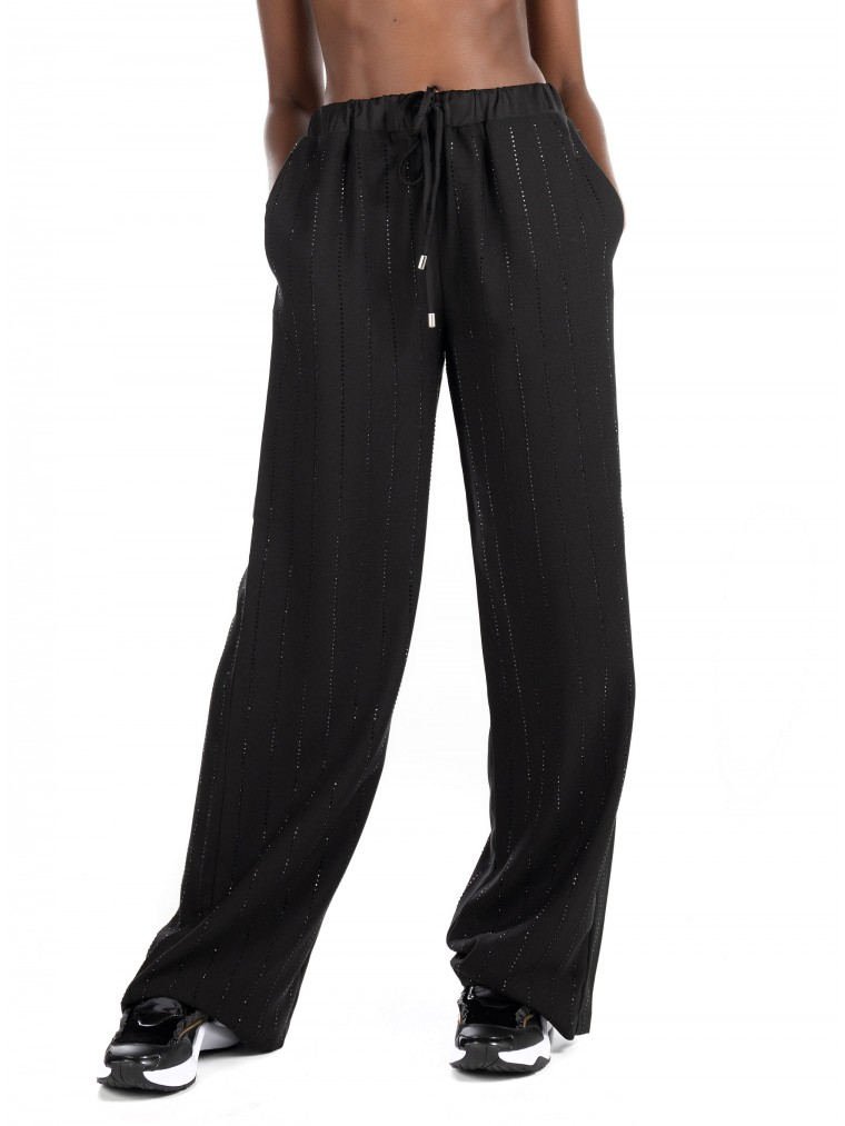 Guess Pants Clara-Black