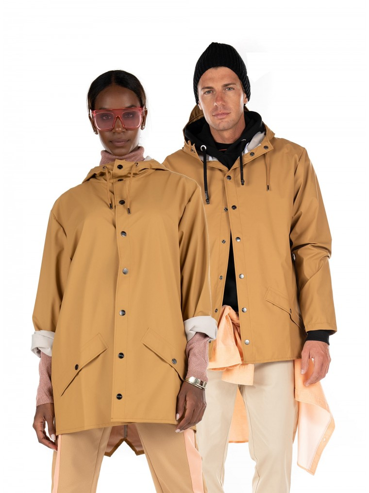Rains UNISEX Jacket-Khaki
