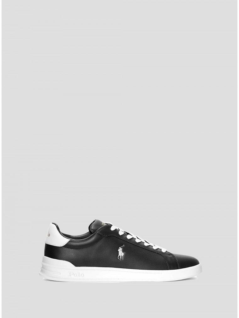 Polo Ralph Lauren Sneakers-Black