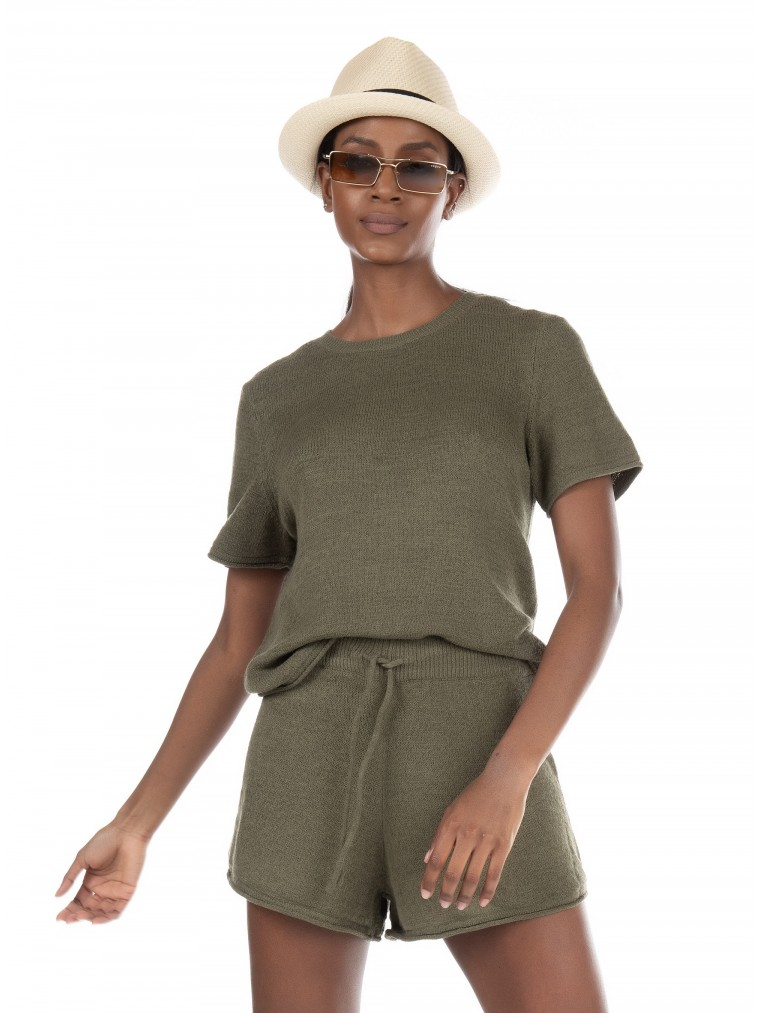 Only Knit Fiona-Olive