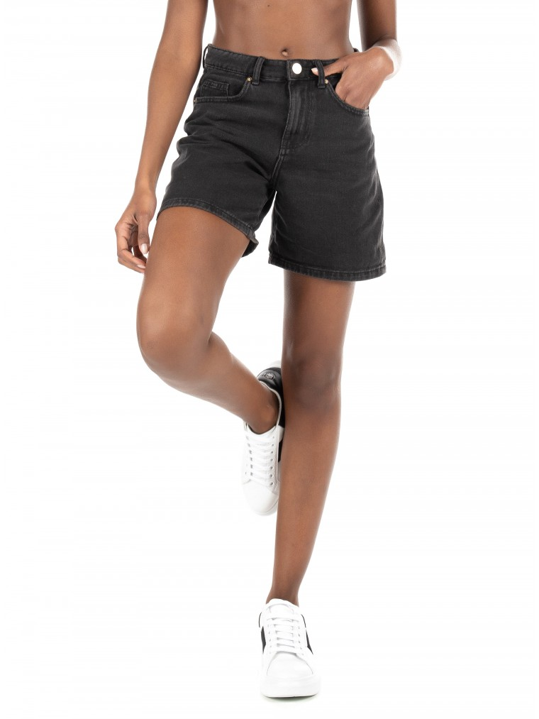 Only Shorts Phine Life-Black