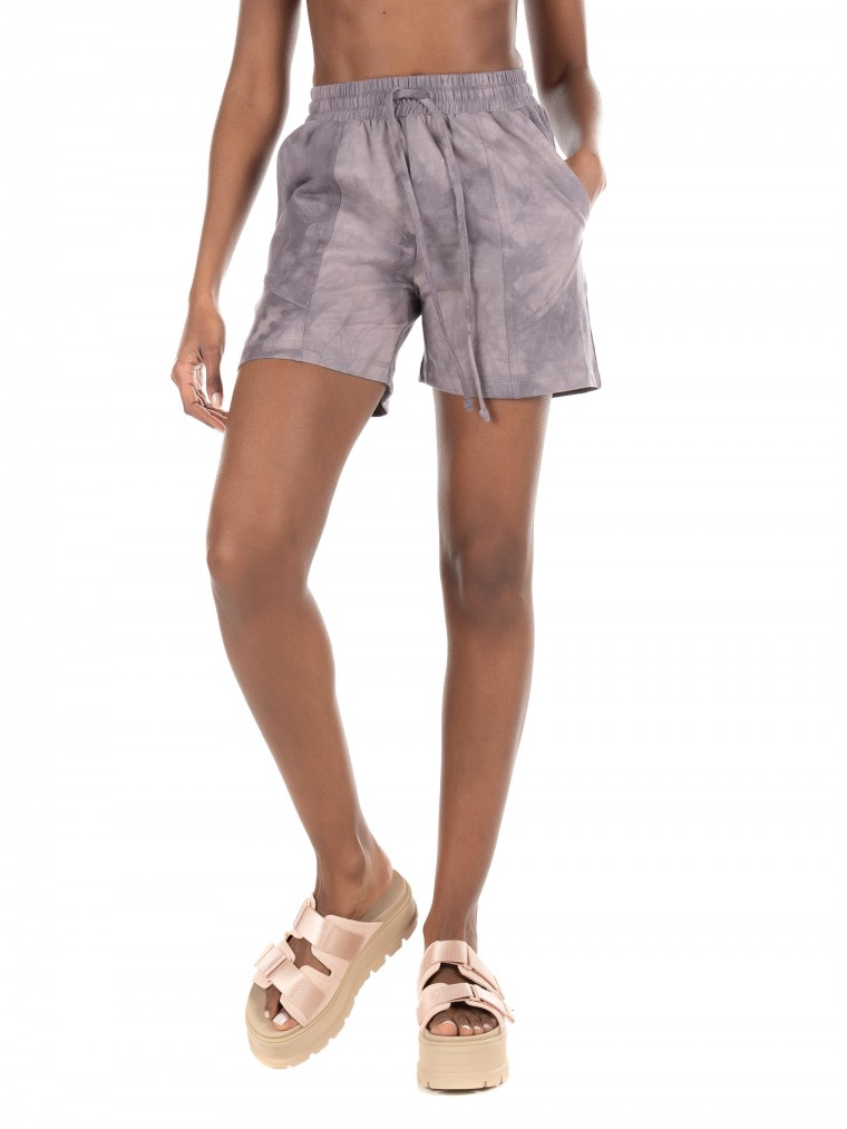 Kendall + Kylie Shorts-Grey
