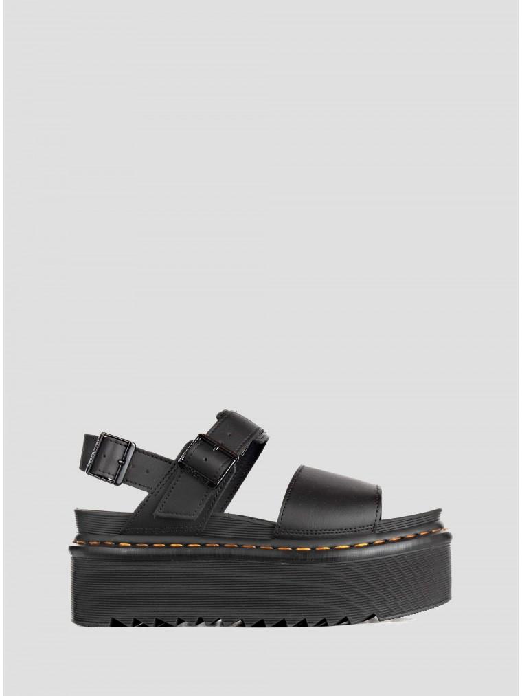 Dr Martens Sandals Voss Quad Classico-Black
