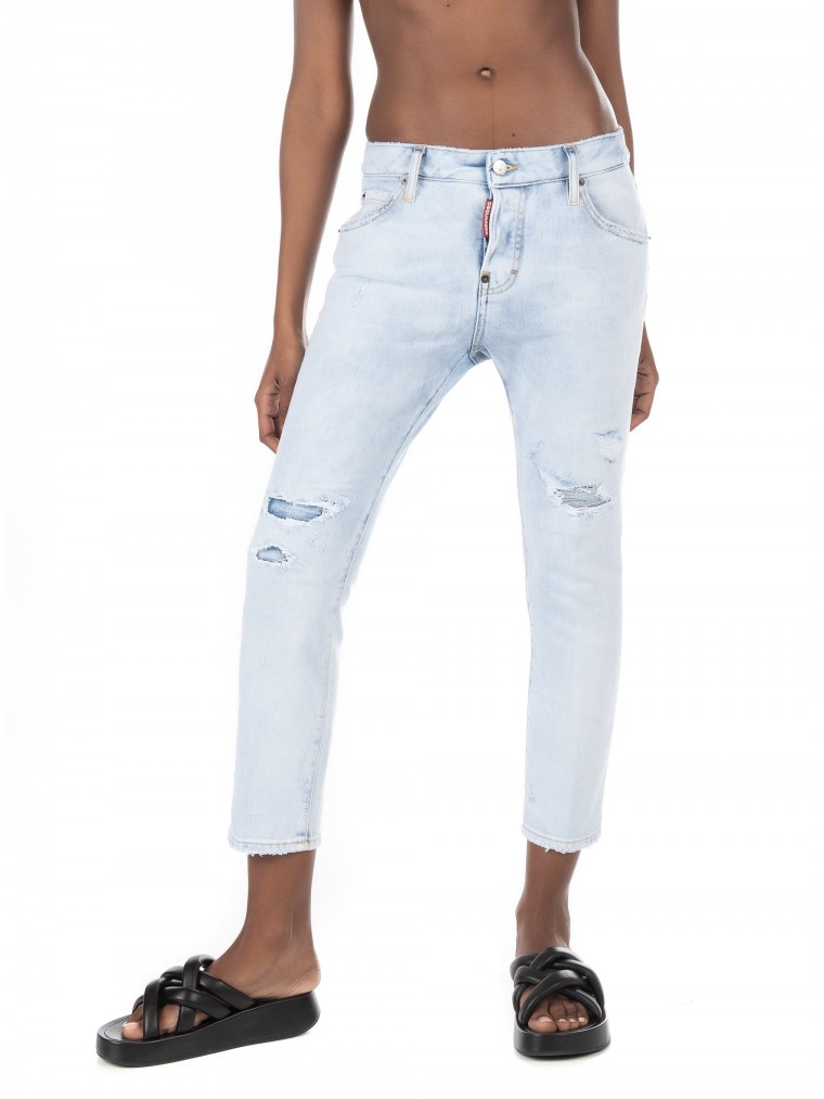 Dsquared Jeans Cool Girl-Bleached