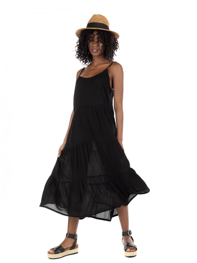 Vero Moda Dress Muti-Black
