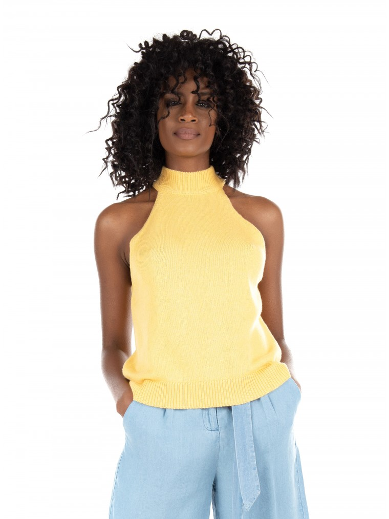Vero Moda Top Kamma-Yellow