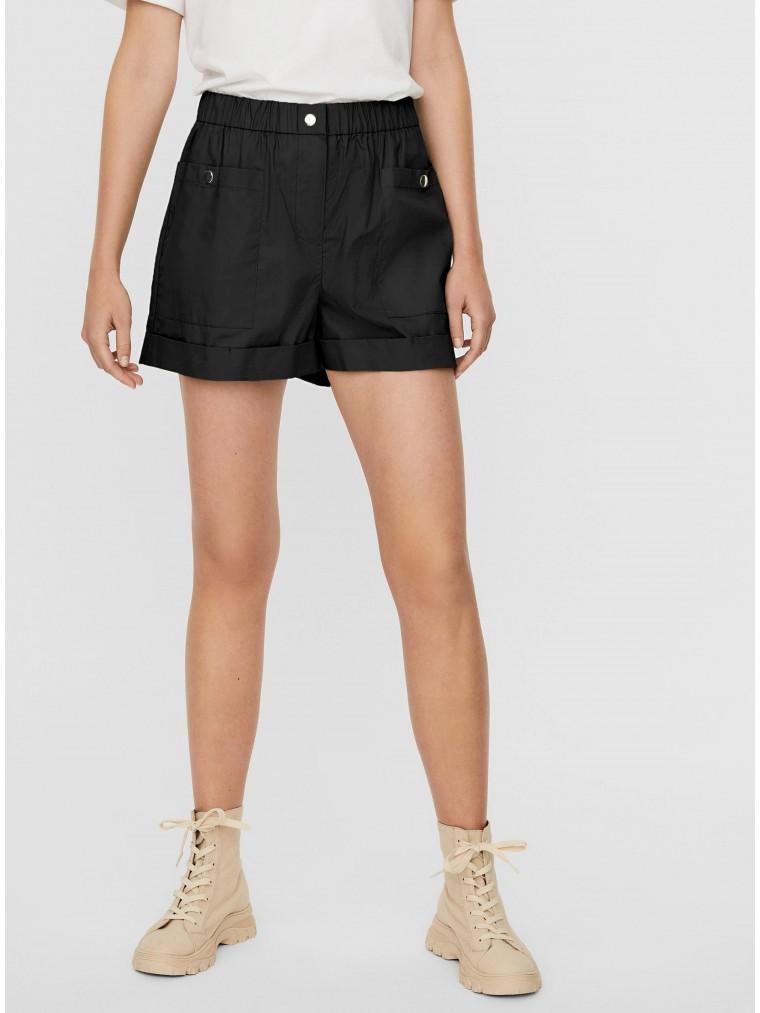 Vero Moda Shorts Mira-Black