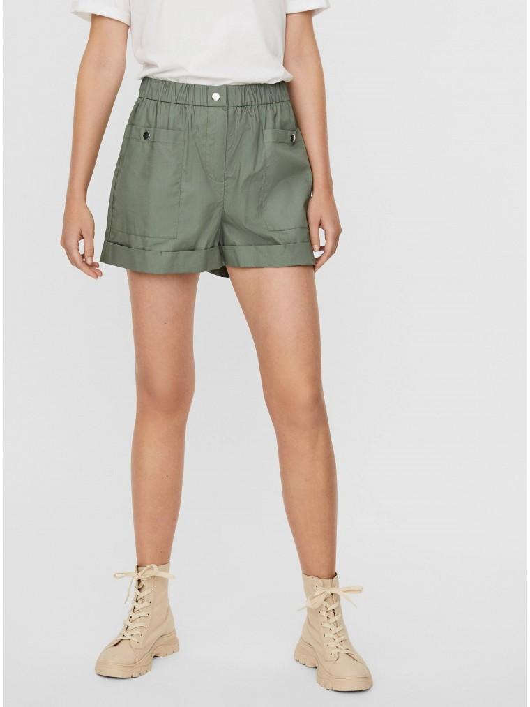 Vero Moda Shorts Mira-Light Green