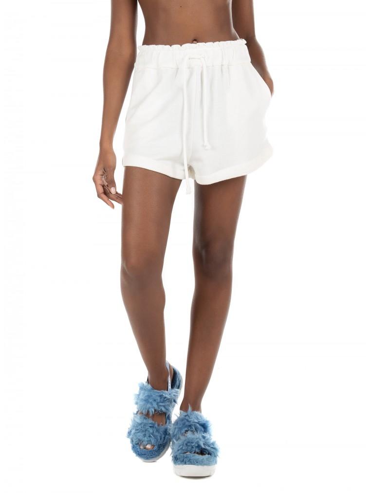 Ecoalf Lava Shorts-Off White