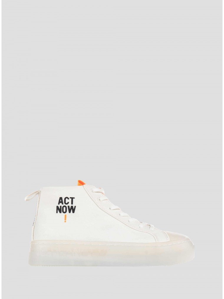 Ecoalf Cool Sneakers-Off White