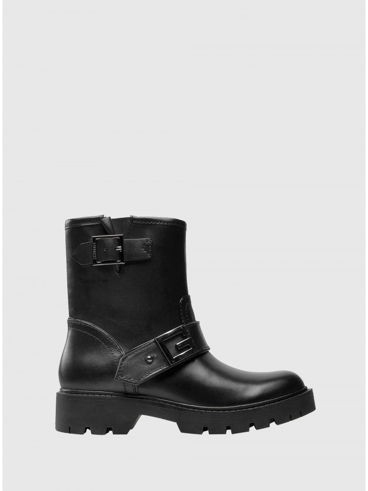 Guess Ankle Boots Ranger-Black