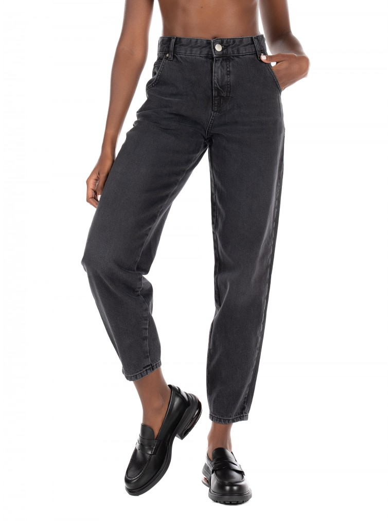 Only Carrot Jeans Troy Life-Black