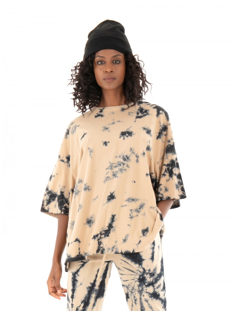 Only T-Shirt Ona Life-Beige