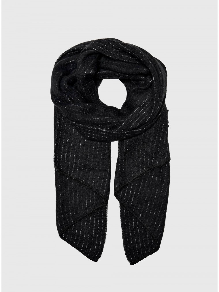 Only Scarf Merle Life-Black