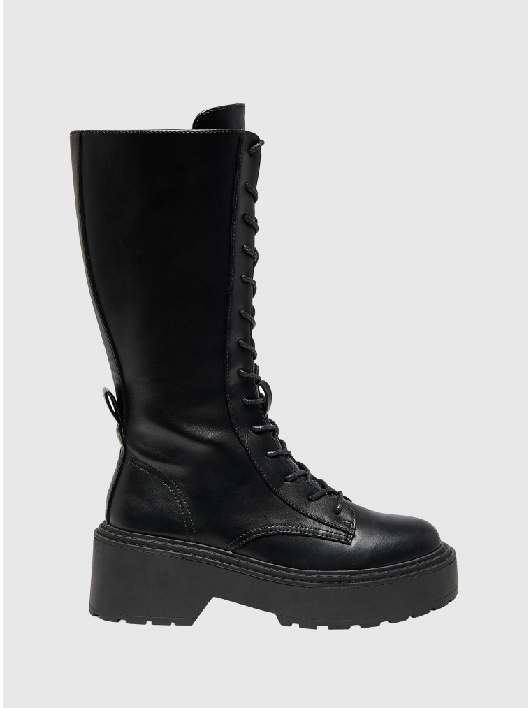 Only Boots Bossi-3-Black