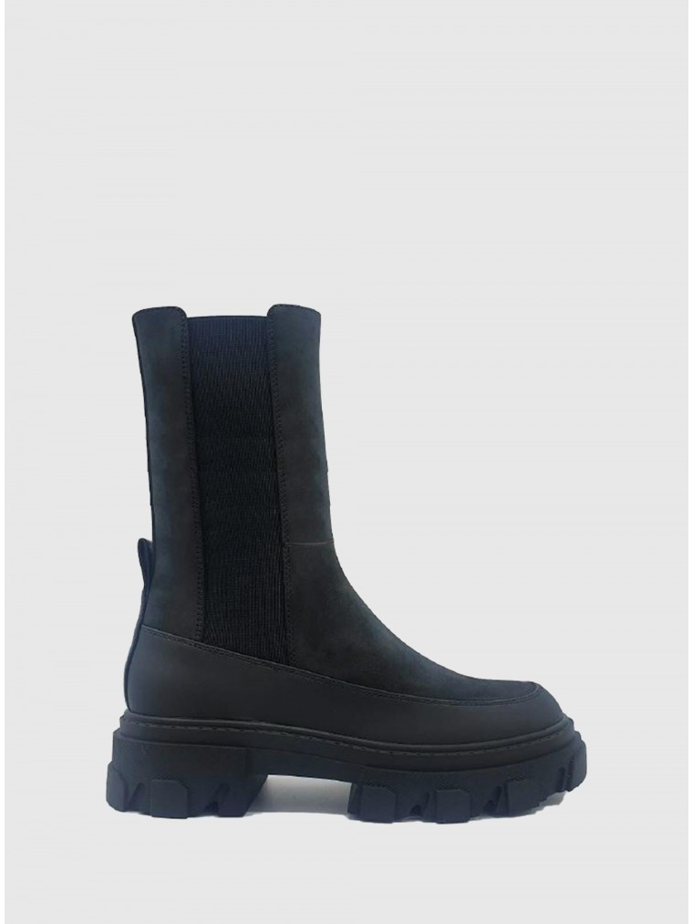 Only Boots Tola-2-Black