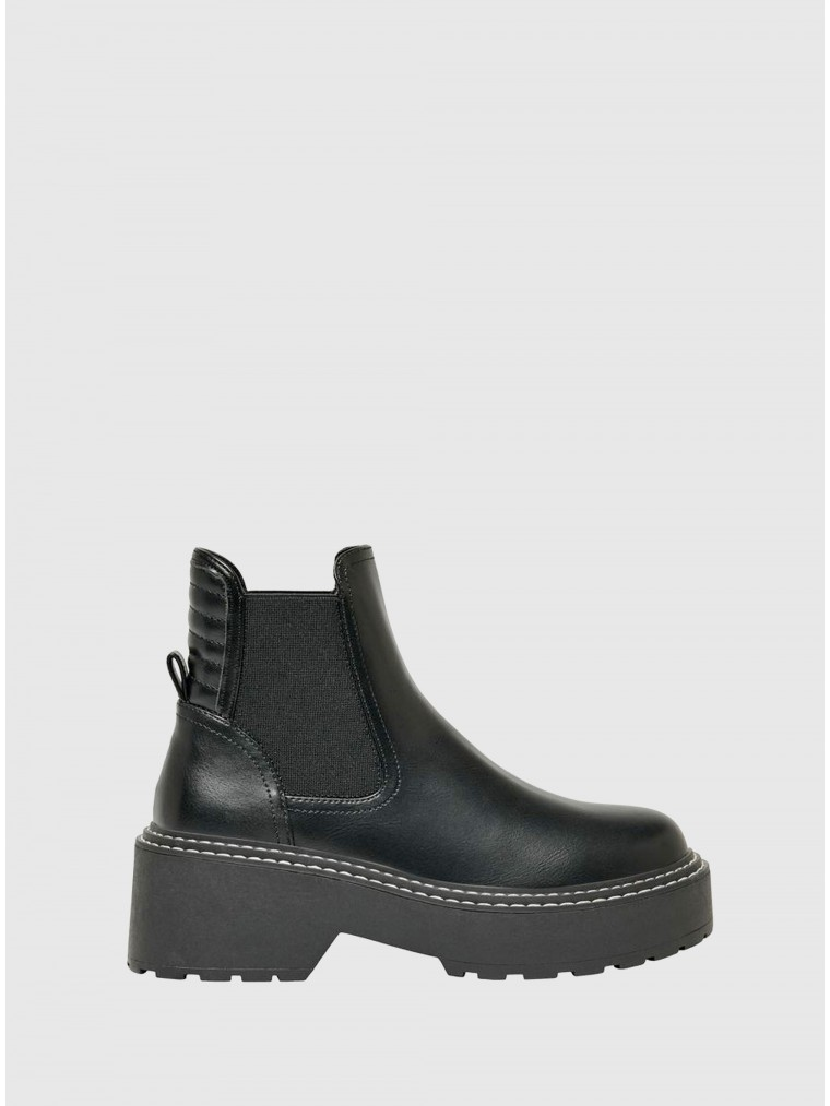 Only Chelsea Boots Bossi-2-Black