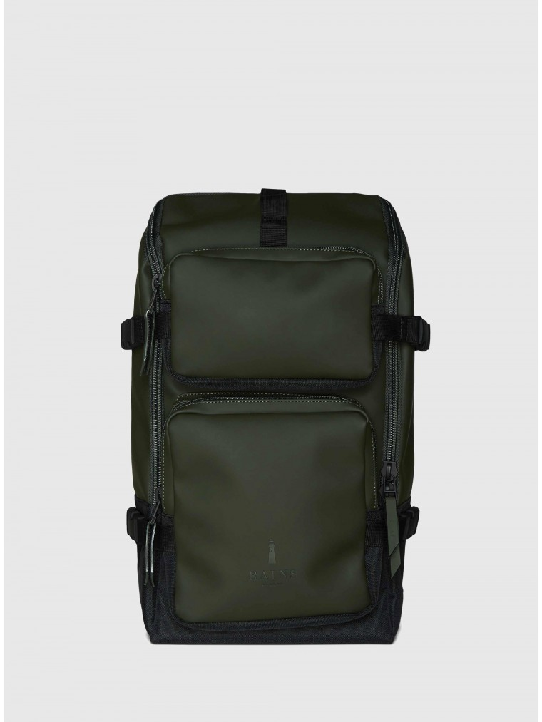 Rains Charger Backpack-Green