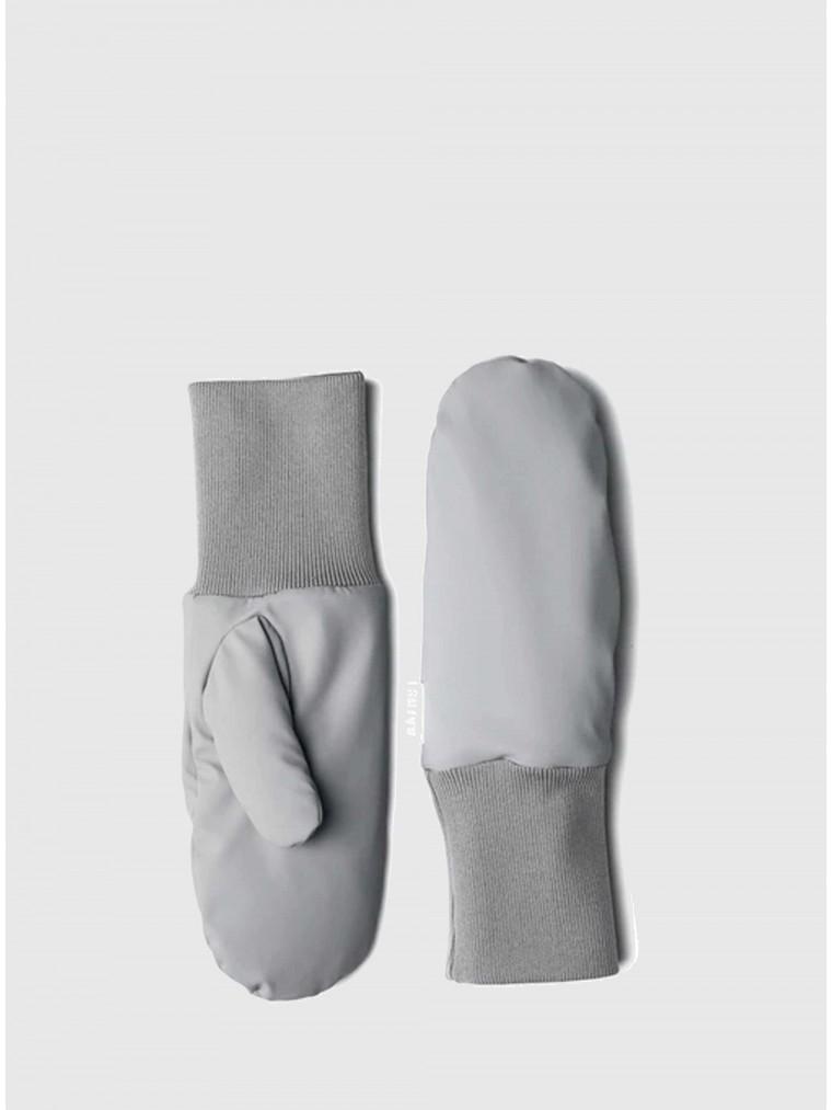 Rains Unisex Mittens Padded-Grey