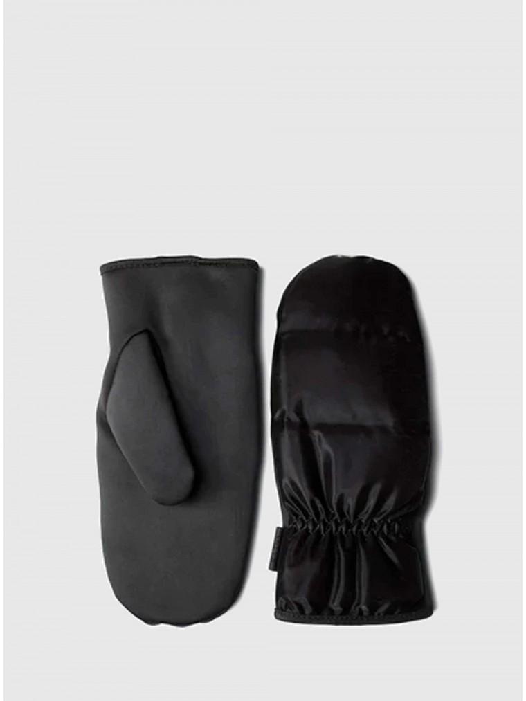Rains Unisex Mittens Quilted-Black