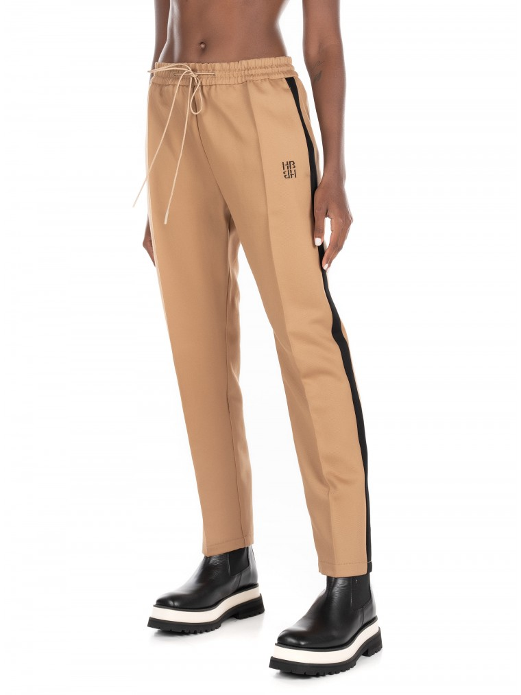 Boss Relaxed Fit Pants C_Tatency1-Camel