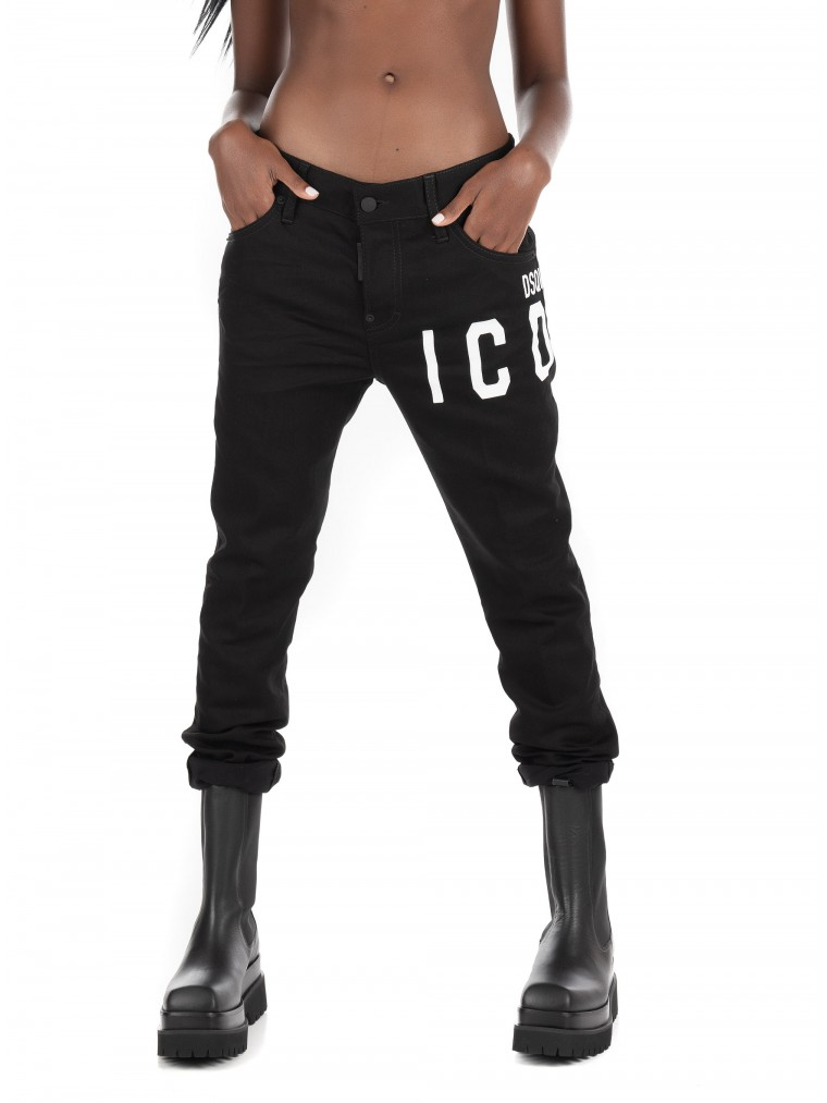 Dsquared Jeans Cool Girl-Black
