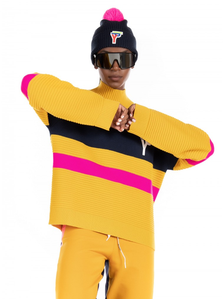 Iceplay Knit-Yellow