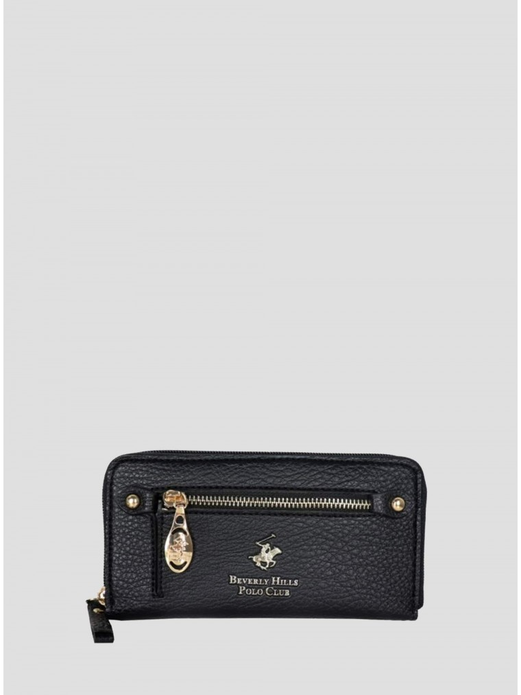 Beverly Hills Polo Club Wallet Victoria-Black