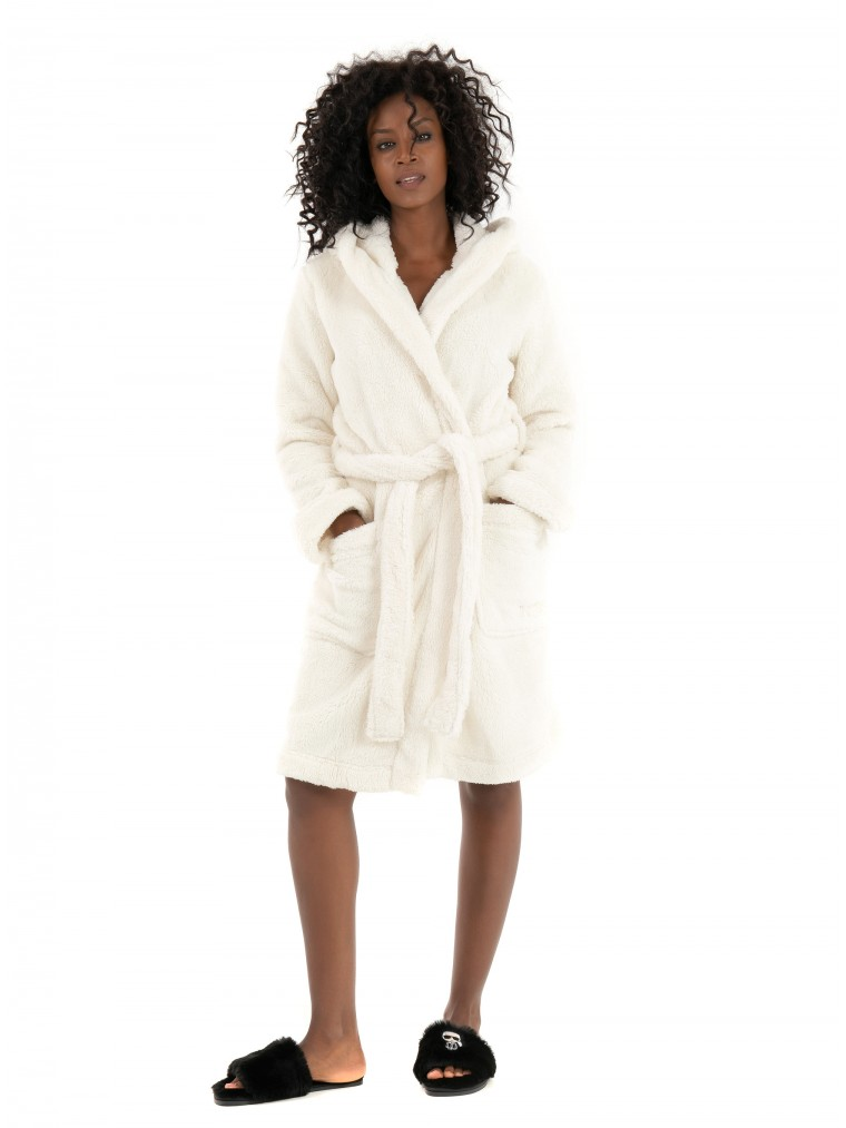 Ugg Robe AArti-Off White