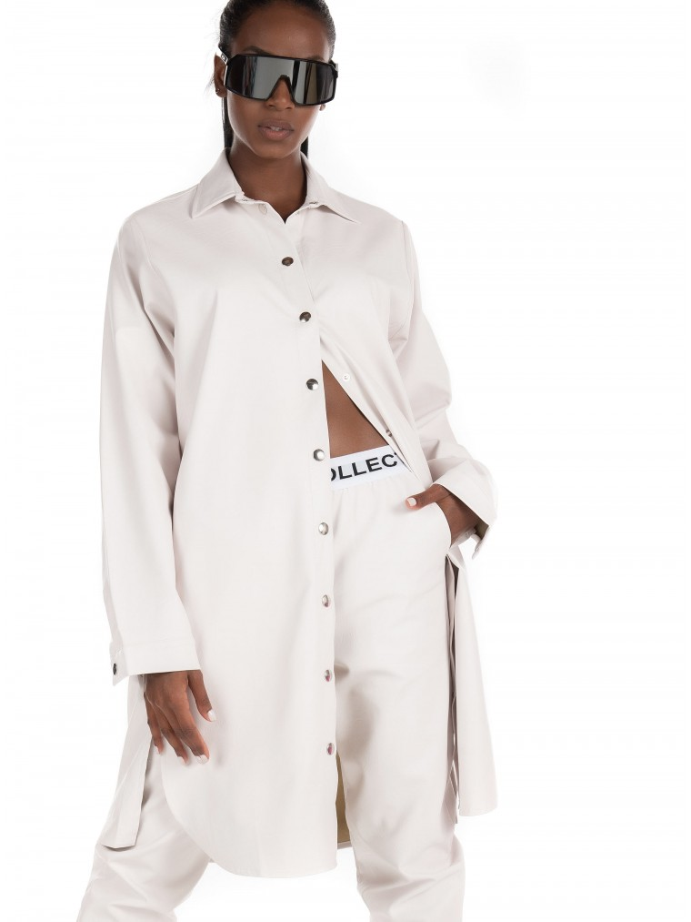 Collectina Noir Dress Zody-Off White