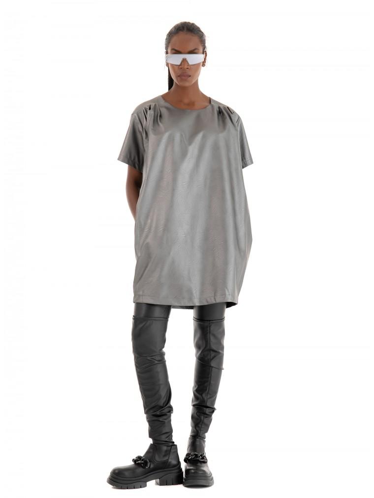 Collectiva Noir Dress Emilia-Grey