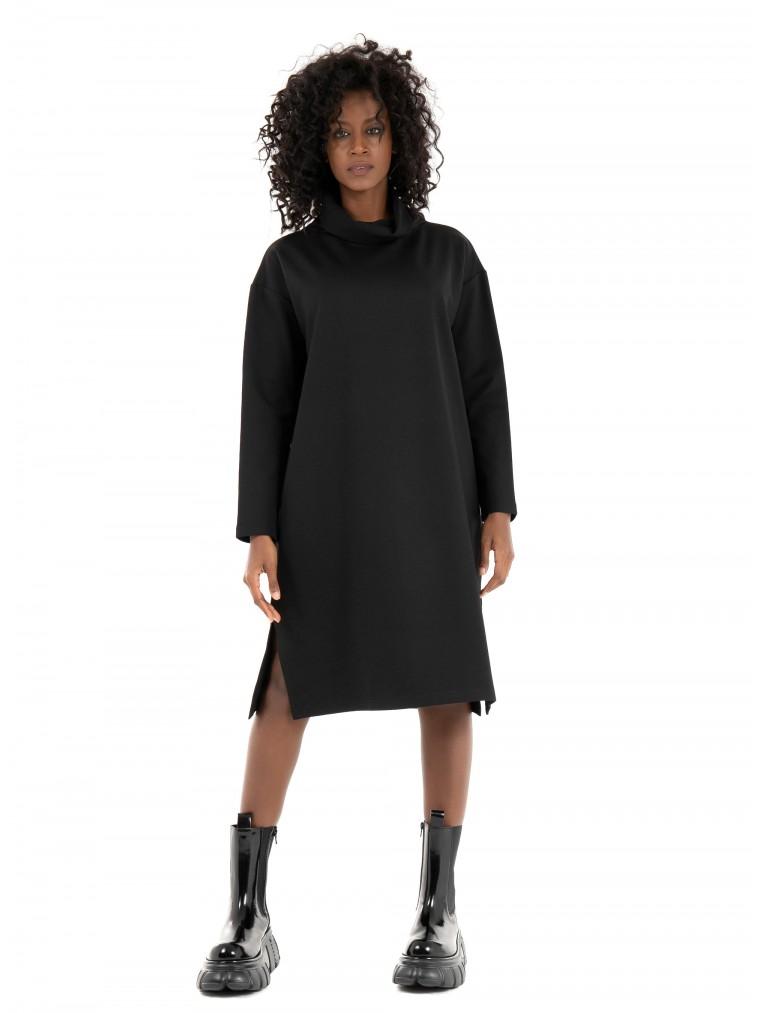 Collectiva Noir Dress Onora-Black