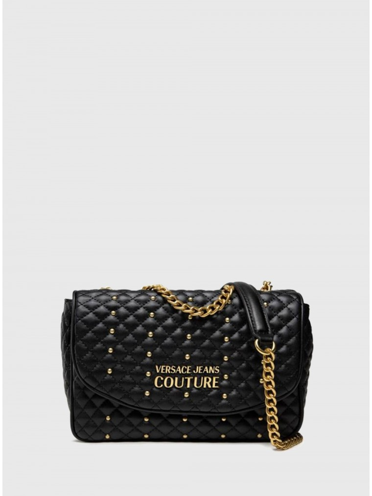 Versace Jeans Couture Cross Body Bag-Black