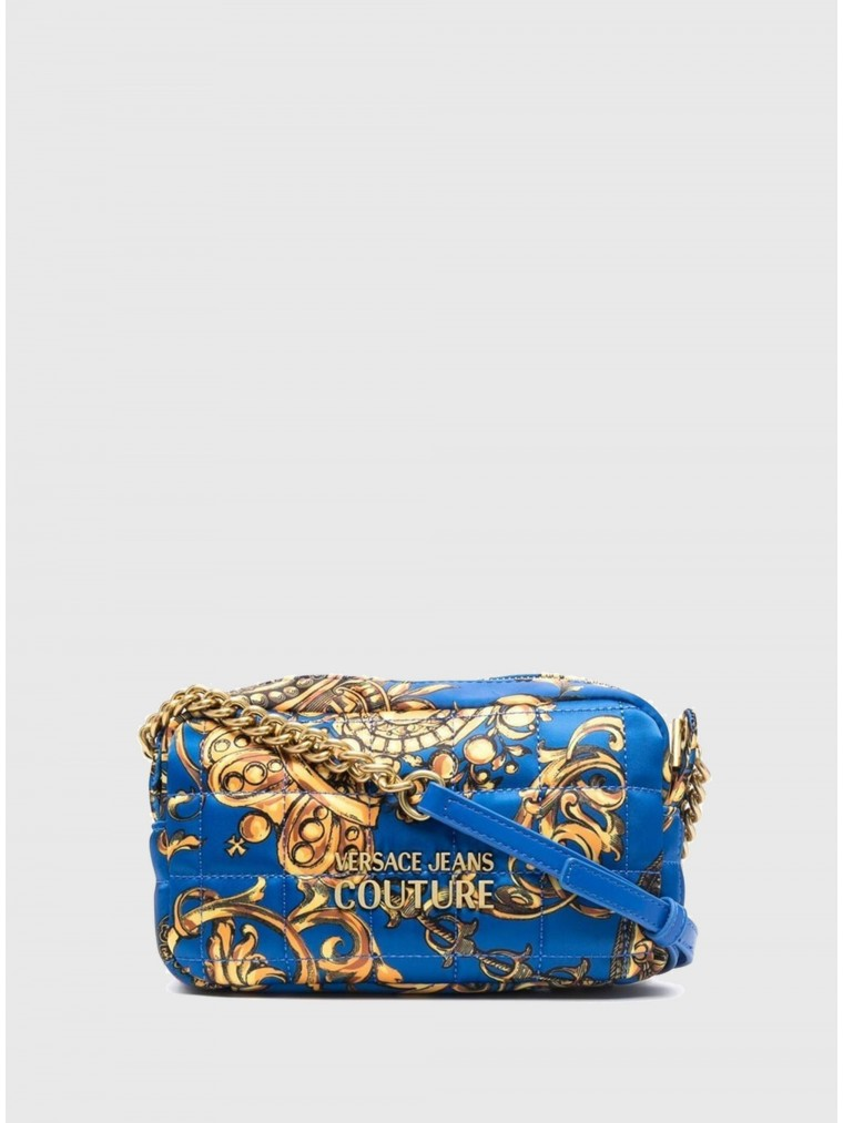 Versace Jeans Couture Crossbody Bag-Royal Blue