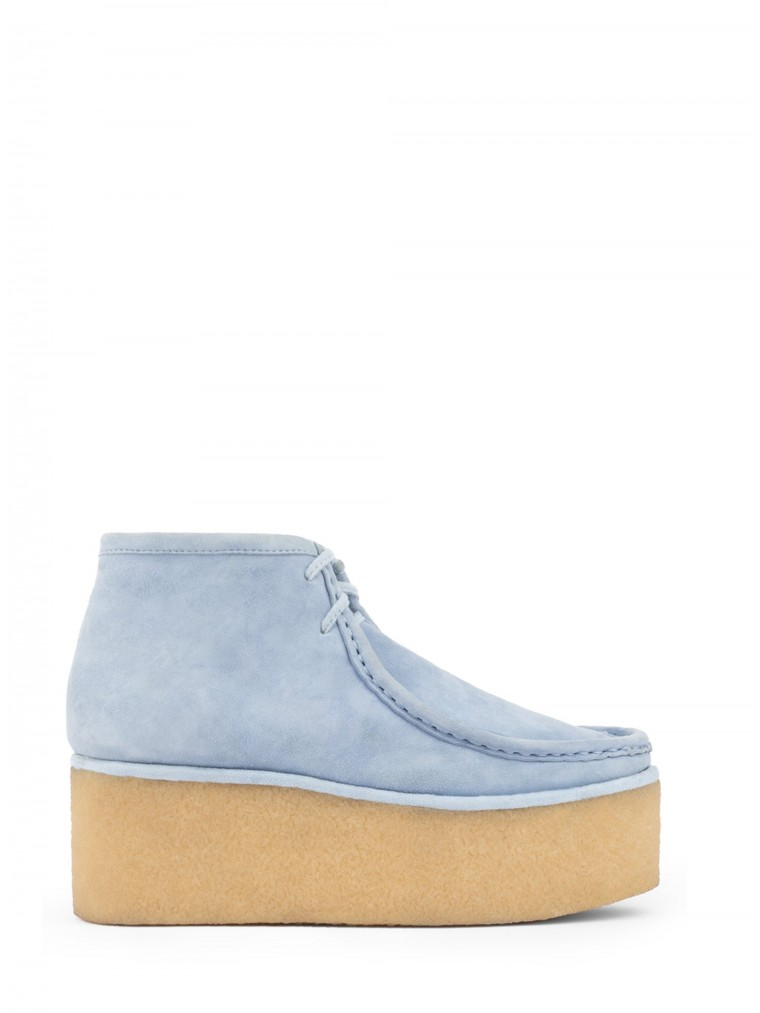 Jeffrey Campbell Ankle Boots Walawala-Light Blue